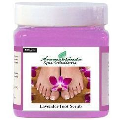 Aromablendz Foot Scrubs