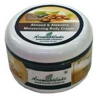Aromablendz Moisturizing Almond and Aloe Vera Body Cream