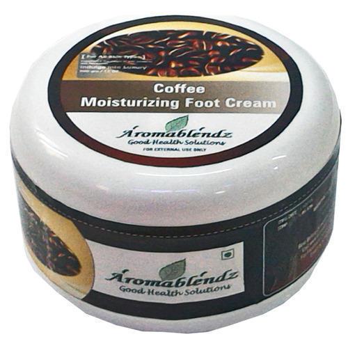 Aromablendz Coffee Foot Cream