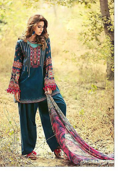 Pakistani Lawn Suits