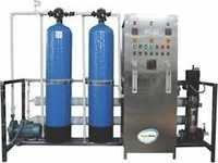 100 LPH Industrial Semi auto Semi SS Plant
