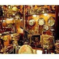 A Complete Brass and Antique Lab