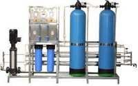 1000 LPH Industrial RO Plant