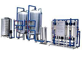 3000 LPH Industrial RO Plant