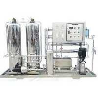 1500 LPH Industrial Semi auto Semi SS Plant