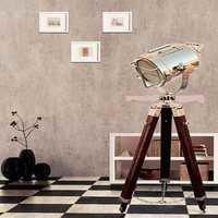Nautical Vintage Chrome Steel Spot Search Light - Home Light D
