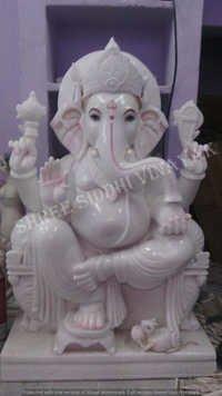Ganpati Bappa Sculpture