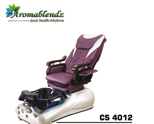 Aromablendz Pedicure Station and Trolleys