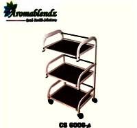 Aromablendz Spa Trolley CS 6006-P