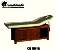 Aromablendz Storage Massage Bed CS 5012