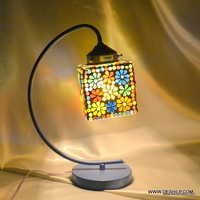 Tiffany Style Glass Desk Table Lamp