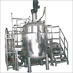 Fermentation Mixing Vessel Machine