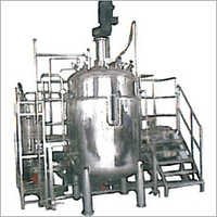 Fermentation Mixing Vessel Machine