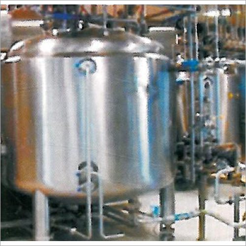Sterling Mixing Vessel Machine