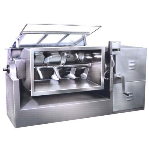 Mass Mixer Machine