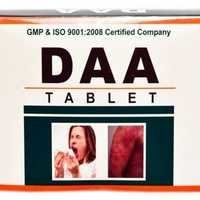 Ayurvedic Herbal Medicine For Anti Allergic- Daa Tablet