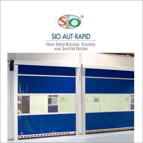 Rapid Rolling Door