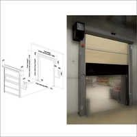 SIO Aut View High Speed Rolling Doors