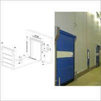 SIO Aut Enviro The Clean High Speed Rolling Doors