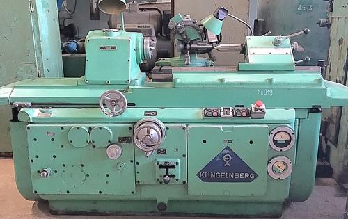 KLINGELNBERG HSF 33 B Hob Grinder