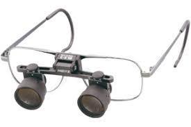 Binocular loupe
