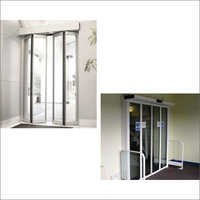 Automatic Folding Glass Doors