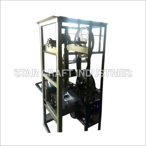 Single Die Paper Dona Making Machine