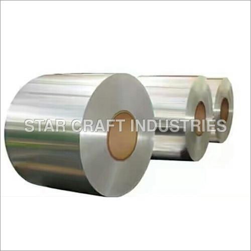 Silver Paper Film Roll