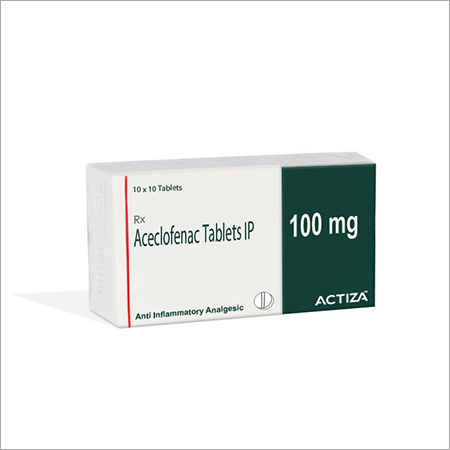 Anti Inflammatory Analgesic Tablets