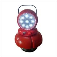 LED Solar Rechargeable Lantern