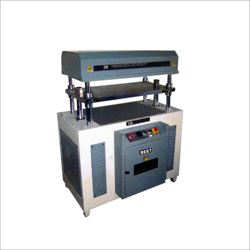 Dual Book Press Machine
