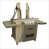 Twin Corner Cutting Machine