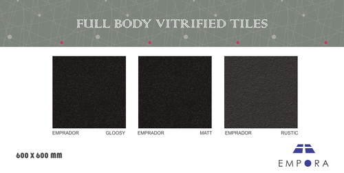 EMPRADOR full Body Exclusive Black Collection