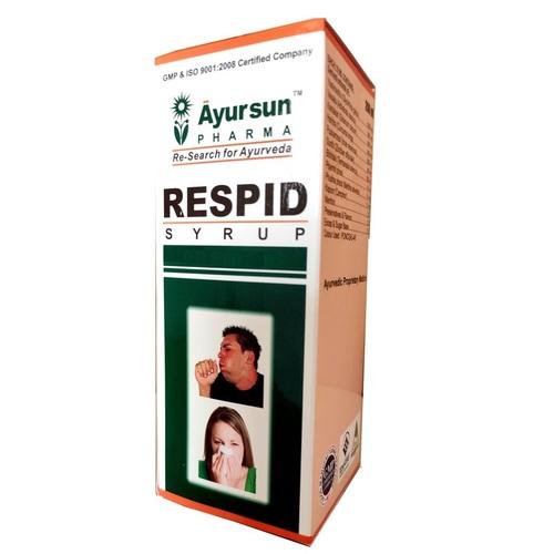 Respid Ayurvedic Herbal Syrup