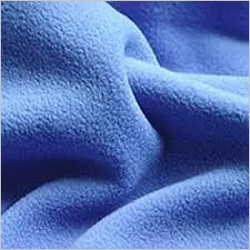Polar Fleece Blue Fabrics