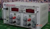 0-24V/0-5A dual DC power supply