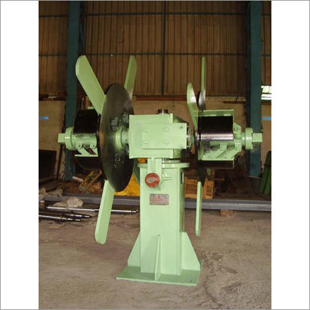 Industrial Uncoiler