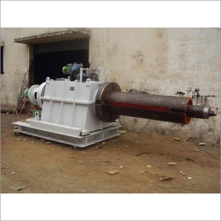 Single Mandrel Uncoiler