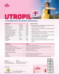 Herbal Utropil Tablets