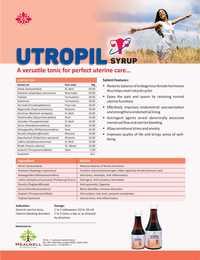 Herbal Utropil Syrup