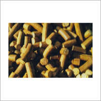 Biocoal Briquettes 100 Percent From Groundnut Shell