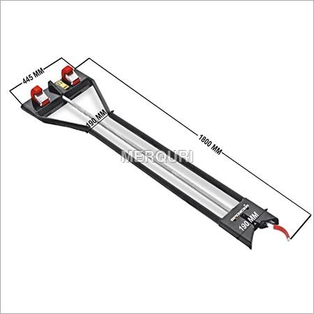 EN1789 certified stretcher fixation