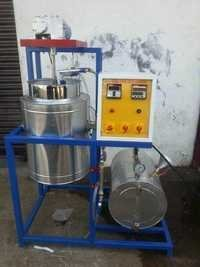 Heat transfer in agitated vessel apparatus