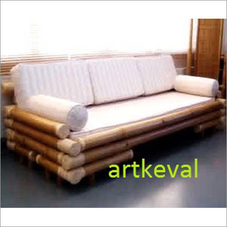 Bamboo Sofa, Chairs & Table