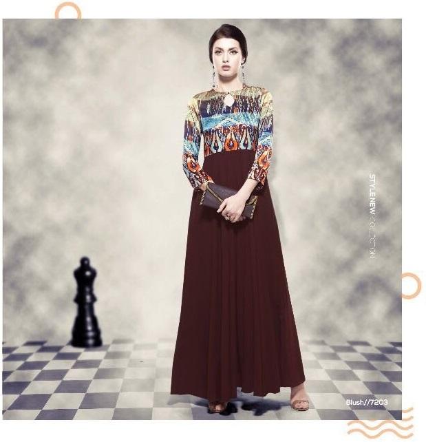 Long Gown Kurti