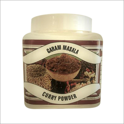 Garam Masala and Curry Powder