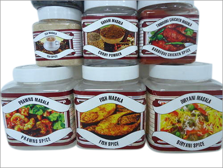 Indian Authentic Spices