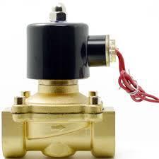 Solenoid Valve 24V DC Water proof -gipl