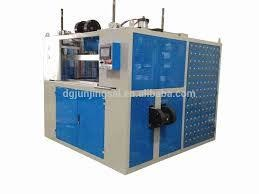 Seedling Tray Vacuum Forming Machine