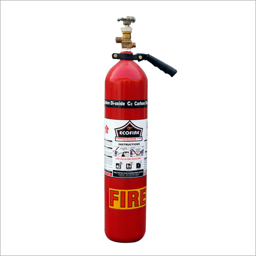 Ceasefire Powder Extinguisher